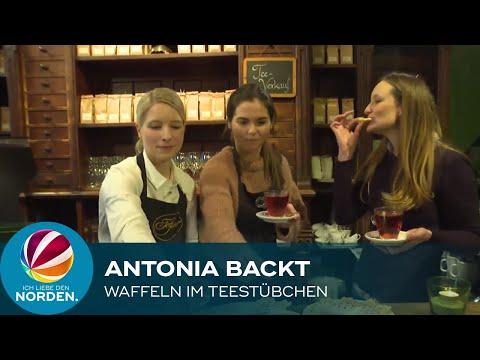 Unsere Reporterin Backt Waffeln Im Teestübchen Hannover