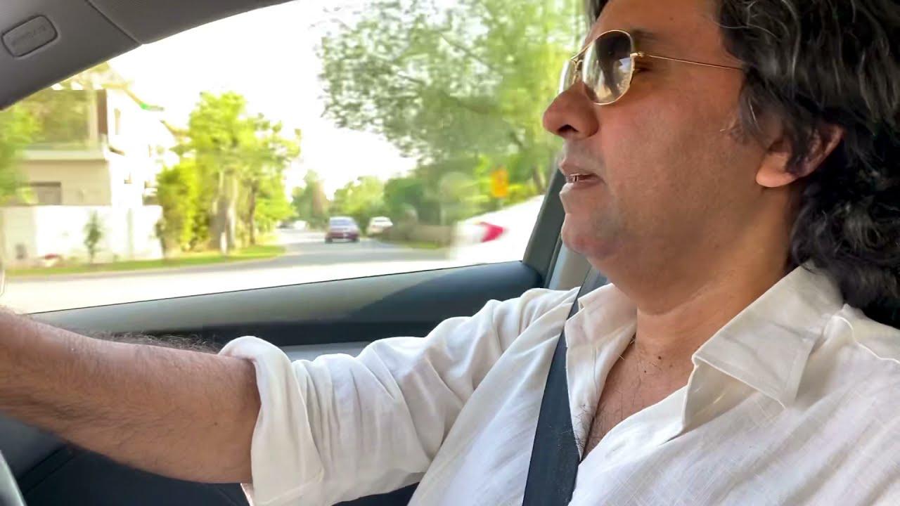 Sajjad Ali - Mahiwaal on the road