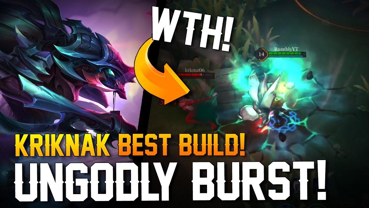 Best Build Strike Of Kings