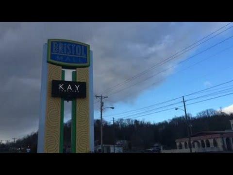 Urbex: Dead Bristol Mall in Bristol, VA
