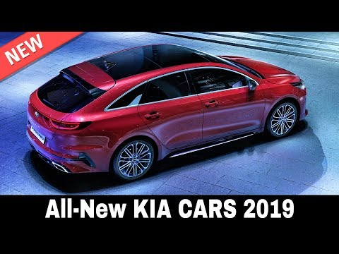 Top 9 New KIA Cars and SUVs that Will Outsell Other Brands in 2019