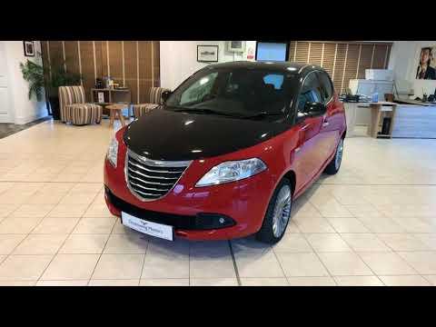 2012 Chrysler Ypsilon 1.2 Black & Red Edition 5dr Hatchback - £30 Road Tax