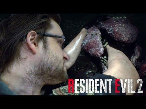 ВТОРОЙ БОСС ► Resident Evil 2 Remake #7