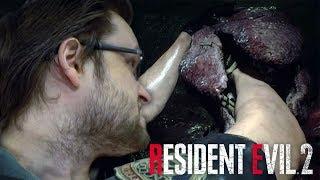 ВТОРОЙ БОСС ► Resident Evil 2 Remake 7