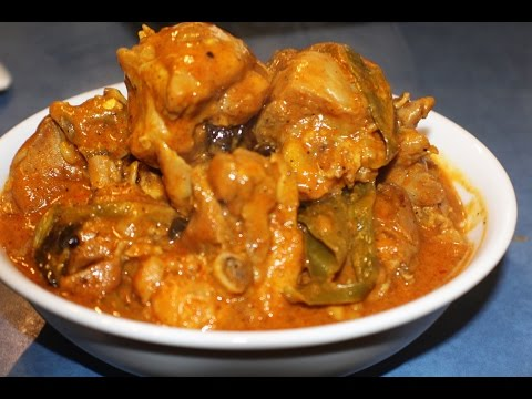 Malaysian  Style Chicken Curry/