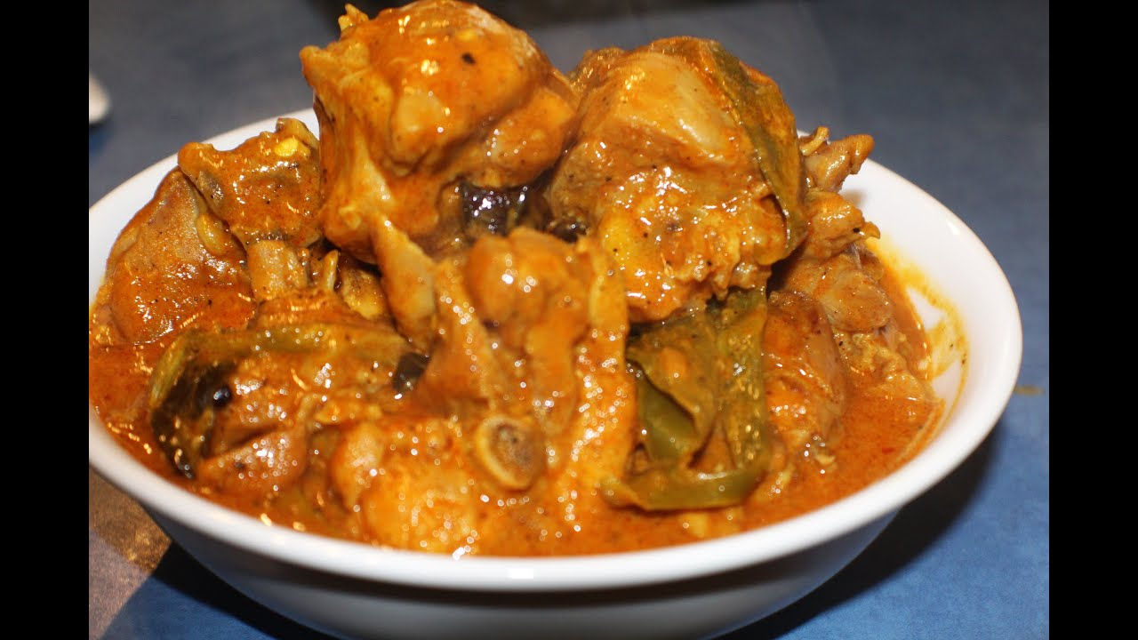 Malaysian style chicken curry youtube forumfinder Images