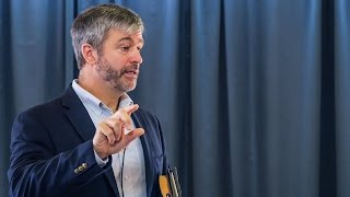 Four Pillars of Walking with God - Paul Washer