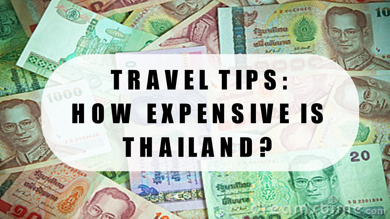 How much to take money to Thailand