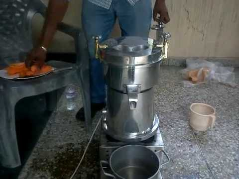 Power jay juicer pro grinder powergrind kordich