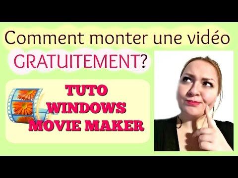 [SECRETS de Youtubeurs] Comment monter une vidéo avec Movie Maker de A à Z! facile