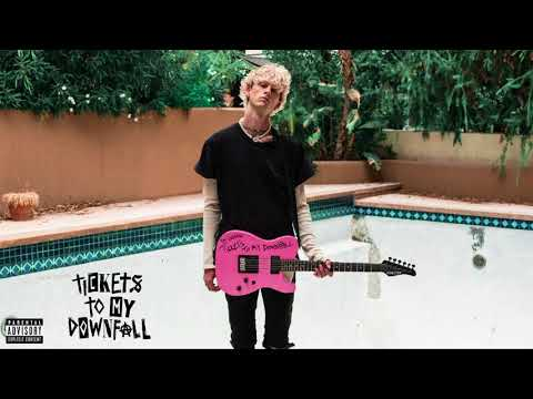 Machine Gun Kelly ft. Halsey - forget me too (Official Audio)