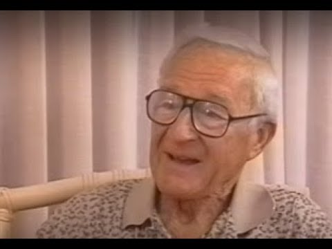 Jerry Jerome Interview by Monk Rowe - 4/12/1996 - Sarasota, FL