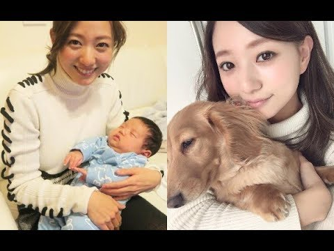 AAA 本当に30代のママ?伊藤千晃出産後のかわいい画像集