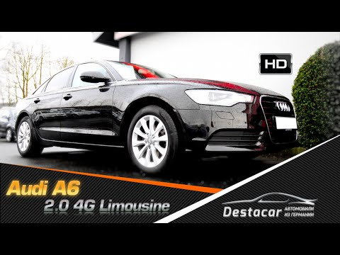 Осмотр Audi A6 2.0 TDI 4G Limousine