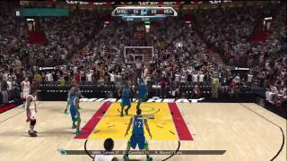 NBA 2K10 - My Player - 132 Points in a Game?