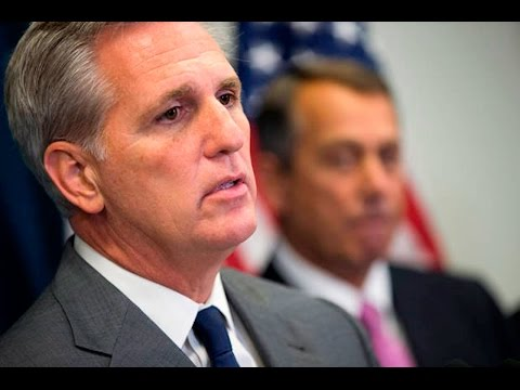 Real Reason Kevin McCarthy Dropped Out Of House Speakership Race