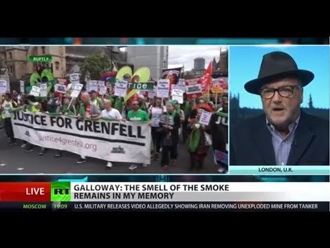 Grenfell Tower Was 'disaster Waiting To Happen' – Galloway