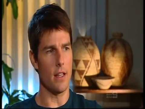 """Tom Cruise, Scientologist, slams ETHICS """"IN"""" to Top Newsman Peter Overton"""