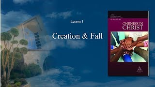"""""""Creation & Fall"""" (1 of 13) by Pastor Fred Dana"""