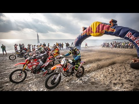 The Best Hard Enduro Madness from Red Bull Sea to Sky