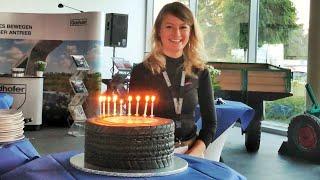 Moje urodziny w Goldhofer! My Bday party in Goldhofer! - Iwona Blecharczyk 2019/72