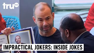 Impractical Jokers: Inside Jokes - Murr's Self-Centered Yearbook Ad | truTV