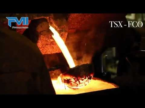 In The Field: Formation Metals Precious Metals Refinery