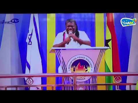 Musiga's President Obour turns Pastor