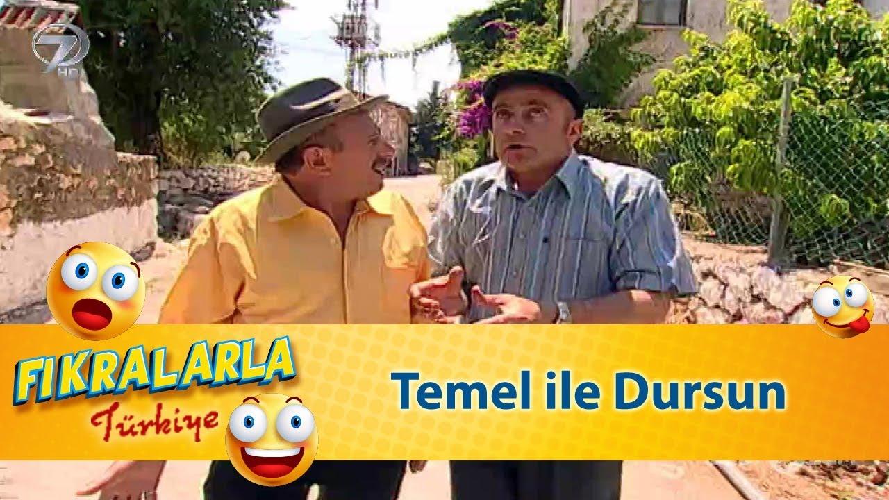 Temel İle Dursun - Türk Fıkraları 151