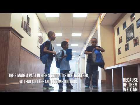 Celebrating Black History - The 3 Doctors