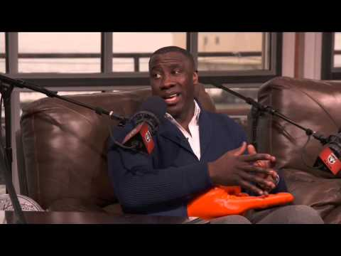 Shannon Sharpe on Jimmy Graham as a tight end 1/31/14