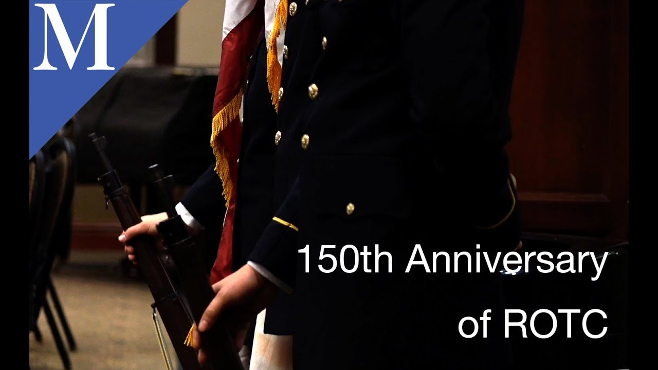 150 Anniversary of ROTC