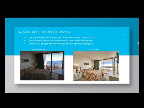 Photography Tips And Virtual Staging Webinar
