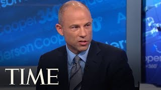 Stormy Daniels' Lawyer Says AT&T Paid President Donald Trump's Personal Lawyer Michael Cohen   TIME