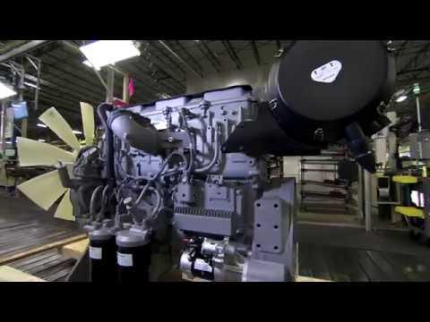 Perkins Engines Seguin Facility, USA