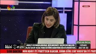 12/12/2018 ADALET TERAZİSİ