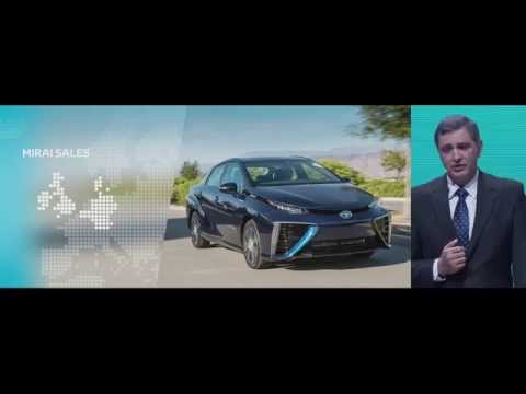 Toyota press conference -66th Frankfurt International Motor Show-