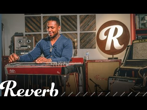 Robert Randolph on Pedal Steel Styles, Influences, and Developing His Own Sound | Reverb Interview