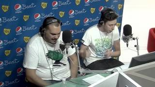 Ensi e Shade Freestyle - Radio 105