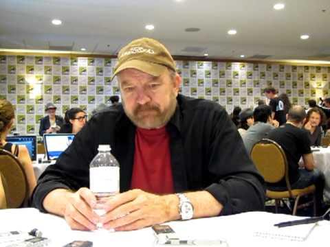 Jim Beaver Interview - Supernatural Comic-Con 2012 Press Room