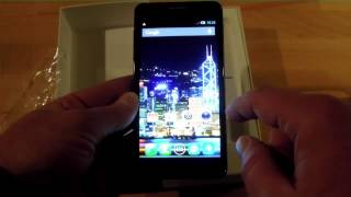 Alcatel One Touch Idol Ultra Unboxing und erste Eindrücke des Flachmanns