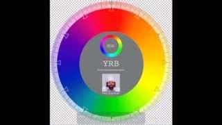 Tinte YRB /  RYB