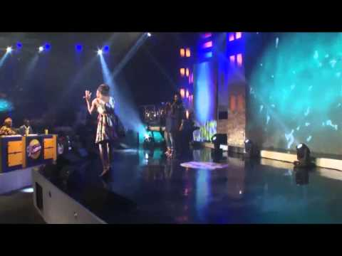 "Oluchi Performs "" Jamb Question "" By Simi 