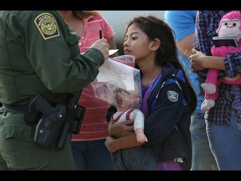 UN: 'Nothing normal' about U.S. detaining immigrant children