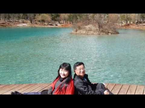 Blue Moon Valley Lijiang China Tues 14 Mar 2017.