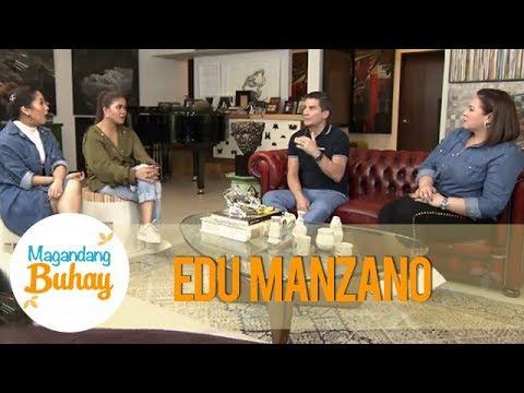 """Magandang Buhay: Edu Manzano takes on """"Legit or Fake News"""" game"""