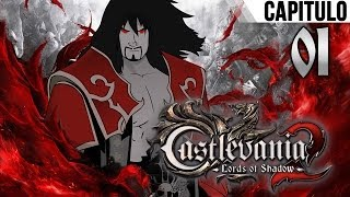 "Castlevania Lord of Shadows 2 con ALKAPONE Ep. 1 ""Dracula"""