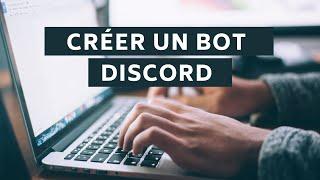 Miniature catégorie - Comment créer un bot Discord facilement avec Discord.JS