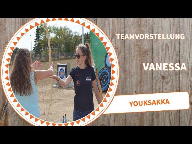 Youksakka Teamvorstellung Vanessa