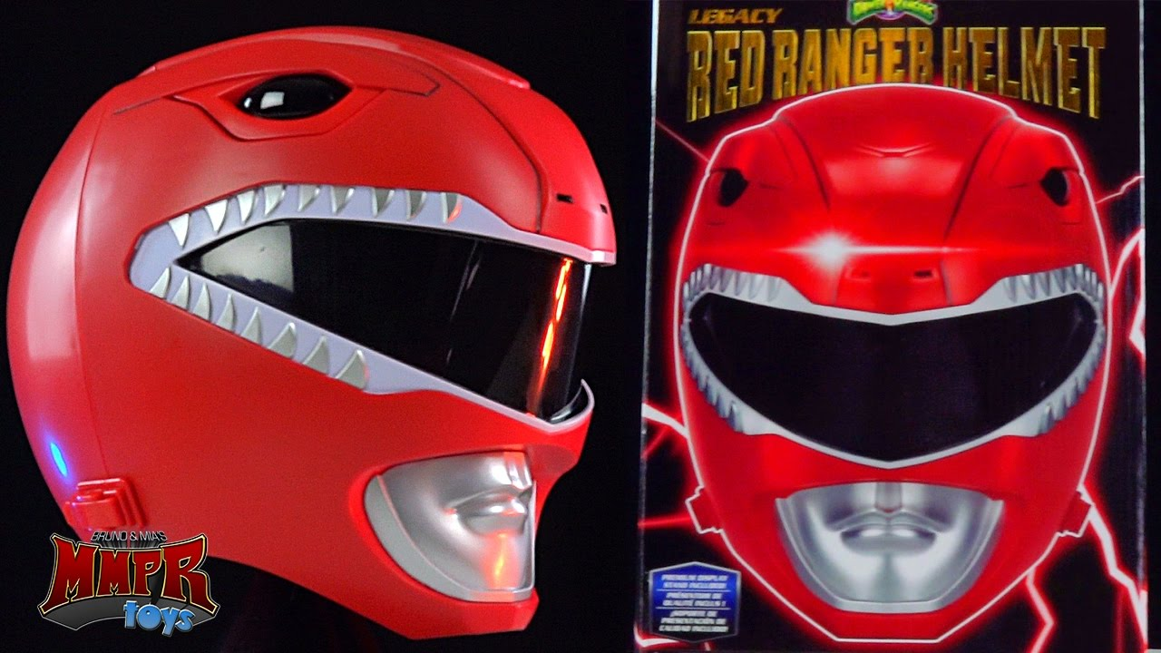 3D Printed Black Mighty Morphin Power Ranger Cosplay Helmet From Etsy